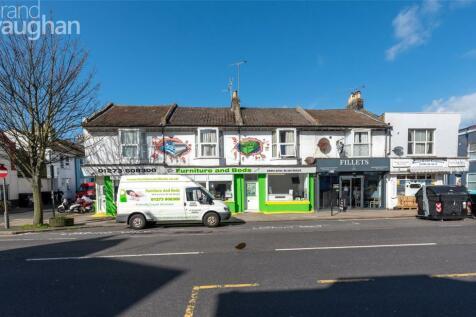 Lewes Road, Brighton, East Sussex, BN2. 5 bedroom maisonette