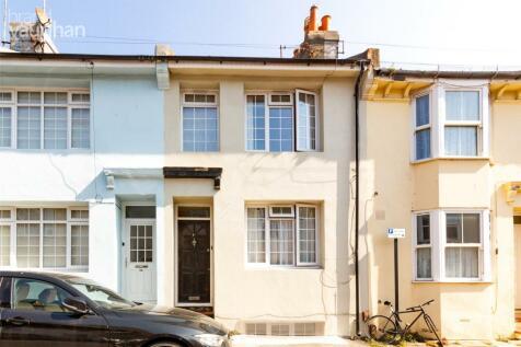 St Pauls Street, Brighton, BN2. 4 bedroom terraced house