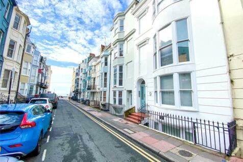 Broad Street, Brighton, BN2. Studio apartment