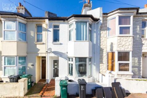Ewhurst Road, Brighton, BN2. 4 bedroom terraced house