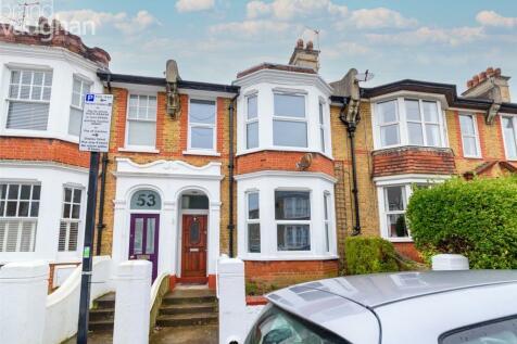 Compton Road, Brighton, East Sussex, BN1. 3 bedroom terraced house
