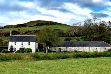 Pinmore, KA26. 4 bedroom farm house for sale
