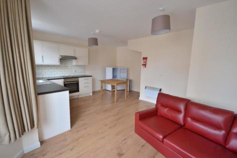 Albion Street, Hull, HU1. 2 bedroom flat
