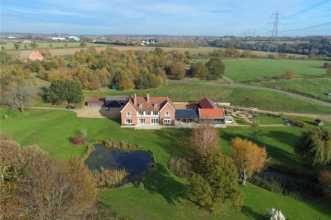 Hadleigh, Suffolk, IP7. 7 bedroom detached house for sale