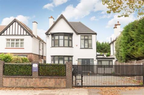 Argyle Road, London. 5 bedroom detached house for sale