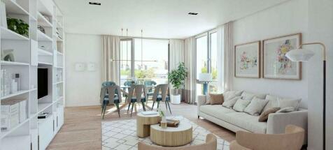 Valencia, Valencia, Valencia. 3 bedroom penthouse for sale
