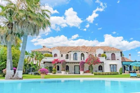 Marbella, Málaga, Andalusia. 9 bedroom villa for sale