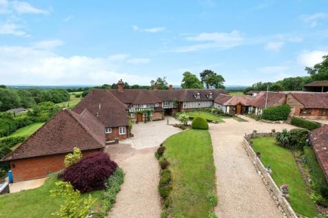 Pricketts Hatch, Nether Lane, Nutley, East Sussex, TN22. Detached house for sale