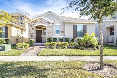 Winter Garden, Orange County, Florida. 3 bedroom detached house for sale