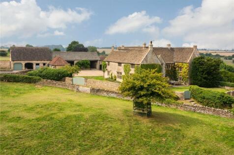 West Kington, Bath, Wiltshire. 6 bedroom detached house for sale