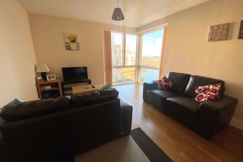 Altair House, Celestia, Cardiff Bay. 1 bedroom flat