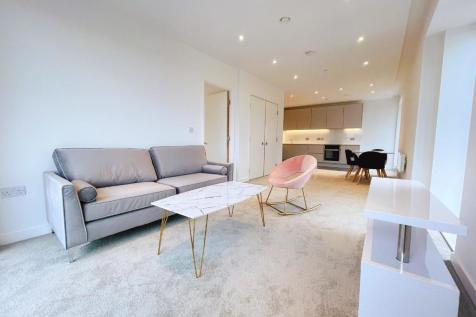 Hulme Street, Manchester, Greater Manchester, M5. 2 bedroom flat