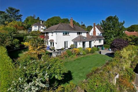 Budleigh Salterton, Devon. 4 bedroom detached house