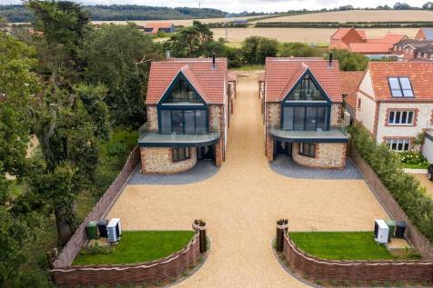 Brancaster Staithe. 4 bedroom detached house