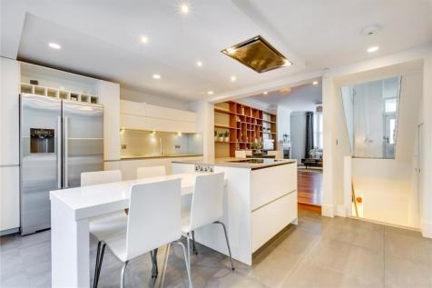 Blythe Road, London, W14. 5 bedroom terraced house for sale