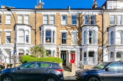 Cromwell Grove, London, W6. 5 bedroom terraced house for sale