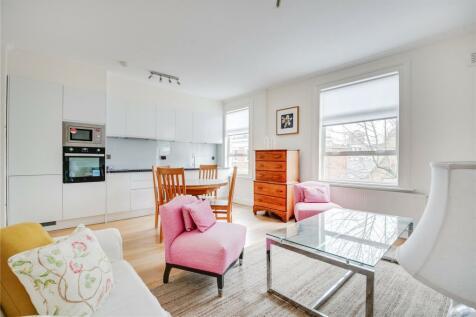 Blythe Road, London, W14. 2 bedroom apartment
