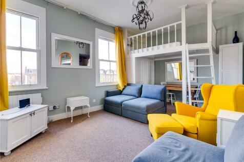 Sinclair Road, London, W14. Studio apartment