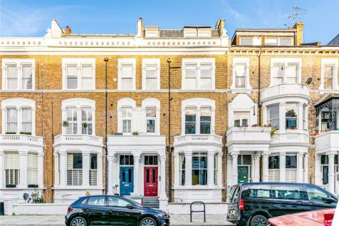 Sinclair Road, London, W14. 3 bedroom apartment for sale