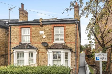 Canbury Park Road, Kingston Upon Thames. 4 bedroom semi-detached house for sale