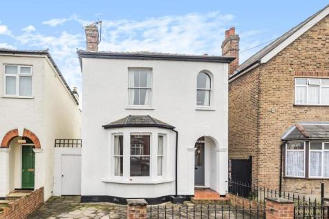 Richmond Park Road, Kingston Upon Thames. 4 bedroom detached house for sale