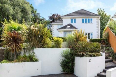 Birch Close, Lower Parkstone, Poole, Dorset, BH14. 4 bedroom detached house