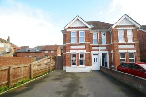 Edward Road, Parkstone, Poole, Dorset, BH14. 4 bedroom semi-detached house