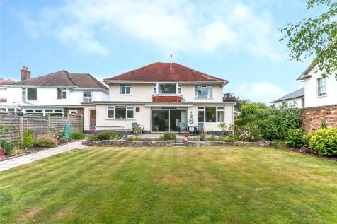 Danecourt Road, Lower Parkstone, Poole, Dorset, BH14. 4 bedroom detached house