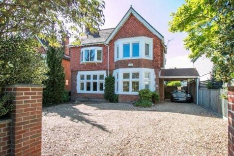 North Road, Lower Parkstone, Poole, Dorset, BH14. 4 bedroom detached house