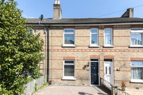 Mansfield Road, Parkstone, Poole, Dorset, BH14. 3 bedroom terraced house