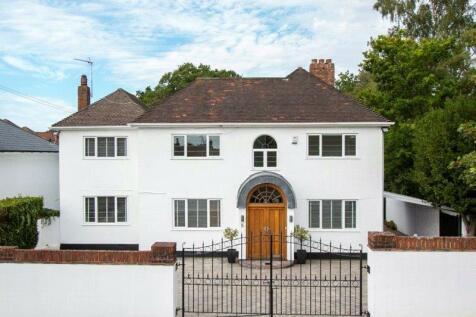 St Osmunds Road, Lower Parkstone, Poole, Dorset, BH14. 5 bedroom detached house