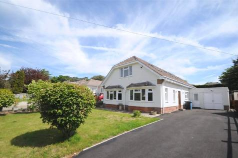 Springfield Road, Lower Parkstone, Poole, BH14. 4 bedroom detached house