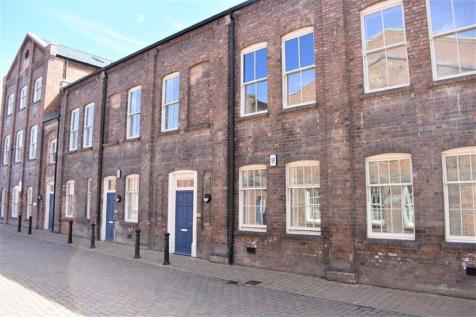 Princes Drive, Diglis, Worcester. 2 bedroom apartment