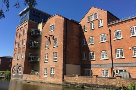 Portland Street, Diglis, Worcester. 2 bedroom apartment