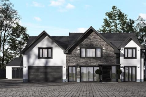 Blake House, 1 Blakesfield Drive, Barnt Green, Worcestershire, B45 8JT. 5 bedroom detached house