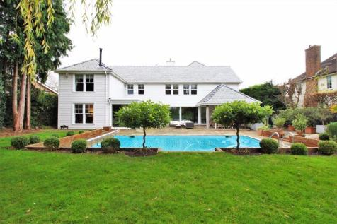 Croft Drive East, Caldy. 6 bedroom detached house for sale