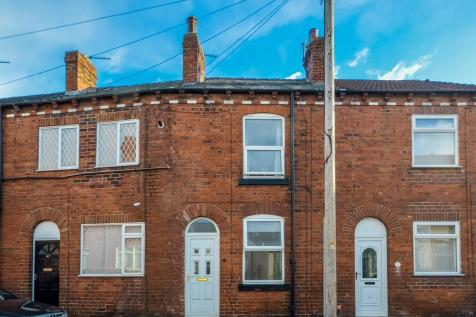 George Street, Altofts. 2 bedroom terraced house for sale