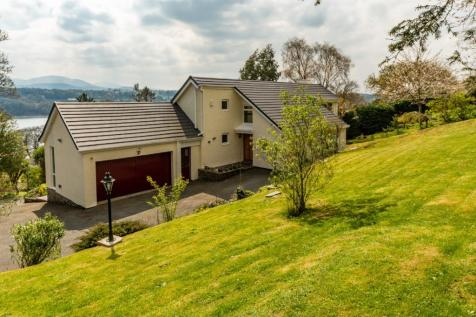 Glyngarth, Menai Bridge, Isle Of Anglesey, LL59. 4 bedroom detached house for sale