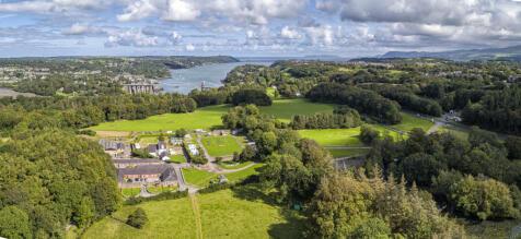 Treborth Road, Bangor, Gwynedd, LL57. Land for sale
