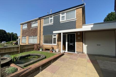 Watson Street, Derby. 3 bedroom semi-detached house for sale