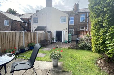 North Street, Derby. 3 bedroom terraced house for sale