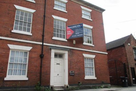 George Street, Derby. 1 bedroom town house for sale