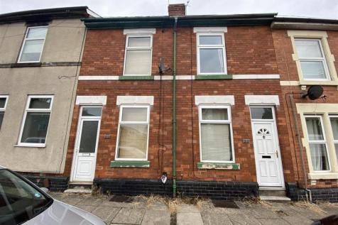 Parker Street, Derby. Property for sale