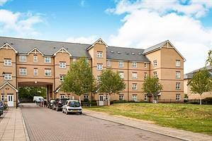 Winstanley Court, Cromwell Road, CB1. 2 bedroom property