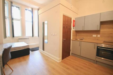 Prudential Buildings, Guildhall Walk, Portsmouth. Studio flat