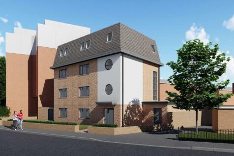 Weston Court, Canal Walk. 17 bedroom block of apartments