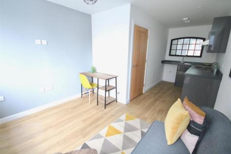 Enterprise House Portsmouth. 1 bedroom flat