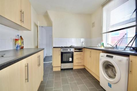 Hudson Road, Southsea. 4 bedroom terraced house
