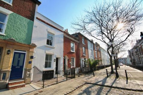 Eldon Street, Southsea. 6 bedroom town house for sale