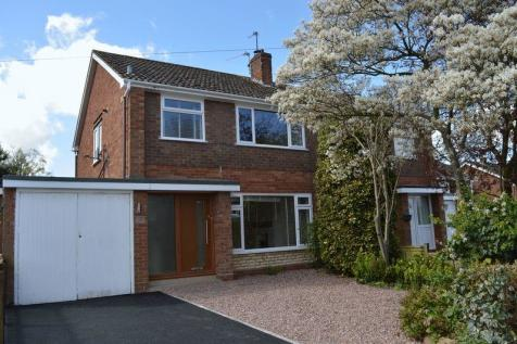 27 Melrose Gardens, Wellington, Telford, TF1 2BH. 3 bedroom semi-detached house